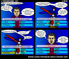 Paper Caper Comic 23 by papercaper