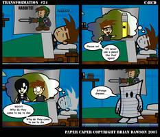 Paper Caper Comic 24 by papercaper