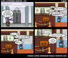 Paper Caper Comic 29 by papercaper