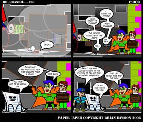 Paper Caper Comic 60 by papercaper