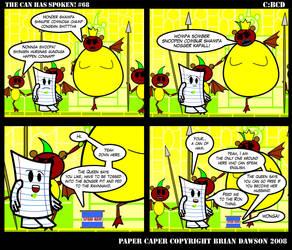 Paper Caper Comic 68