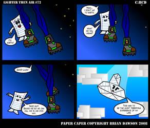 Paper Caper Comic 72
