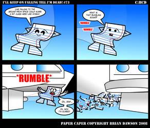 Paper Caper Comic 73