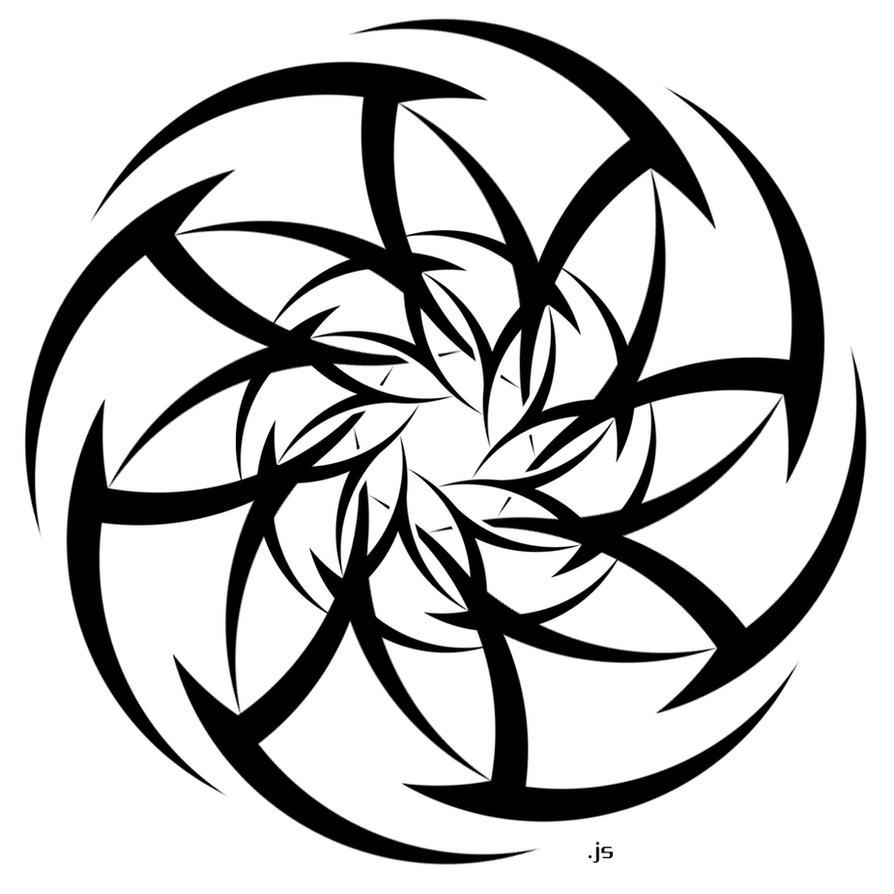 jenestyles tribal tattoo 26 by chain3r d on deviantart. Black Bedroom Furniture Sets. Home Design Ideas