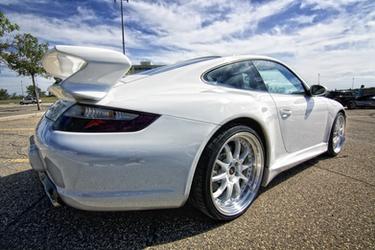 Porsche 4 by AdamSchraderDesign