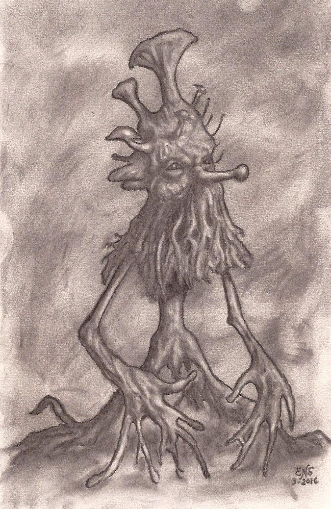Fungus (Dream Creature) by Qodaet