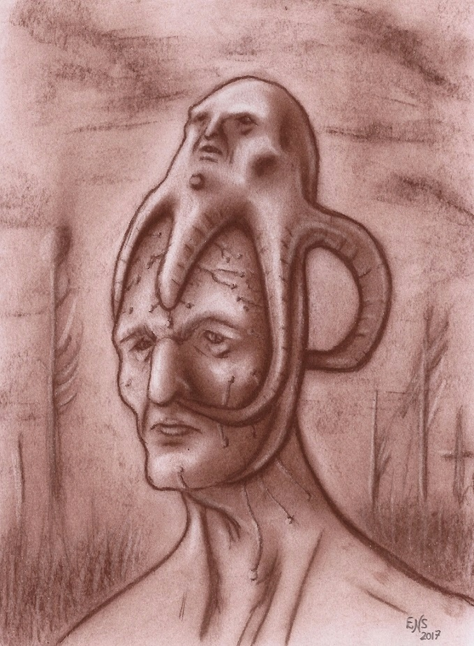 Parasite II by Qodaet