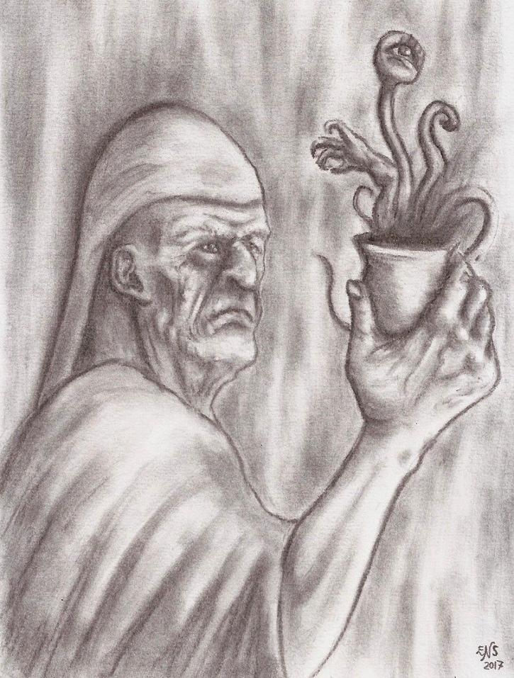 Alchemist and Creation by Qodaet