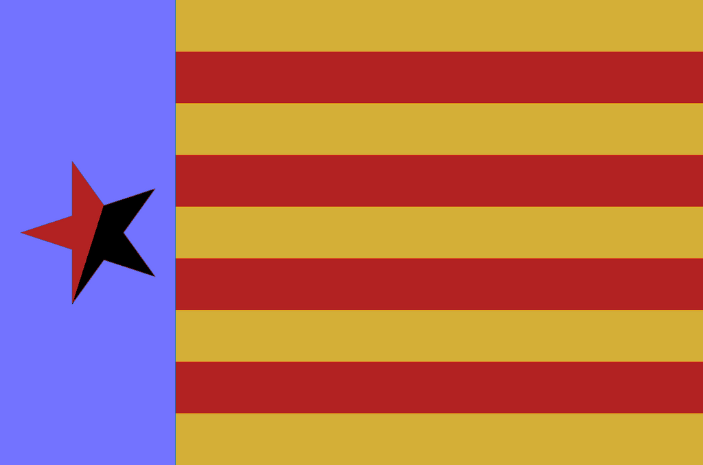 new Valencia flag part 3 by weatheradult