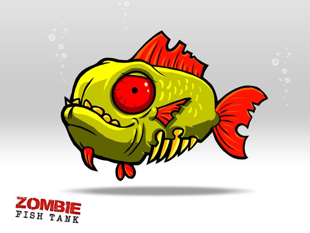 зомби рыбалка