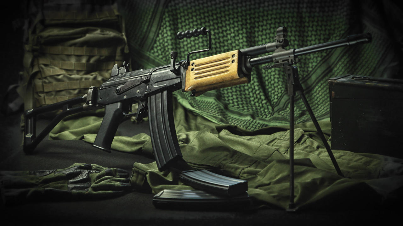 GALIL ARM - the bottle opener :)