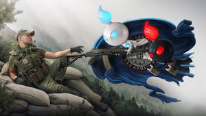 Creation of airsoft player