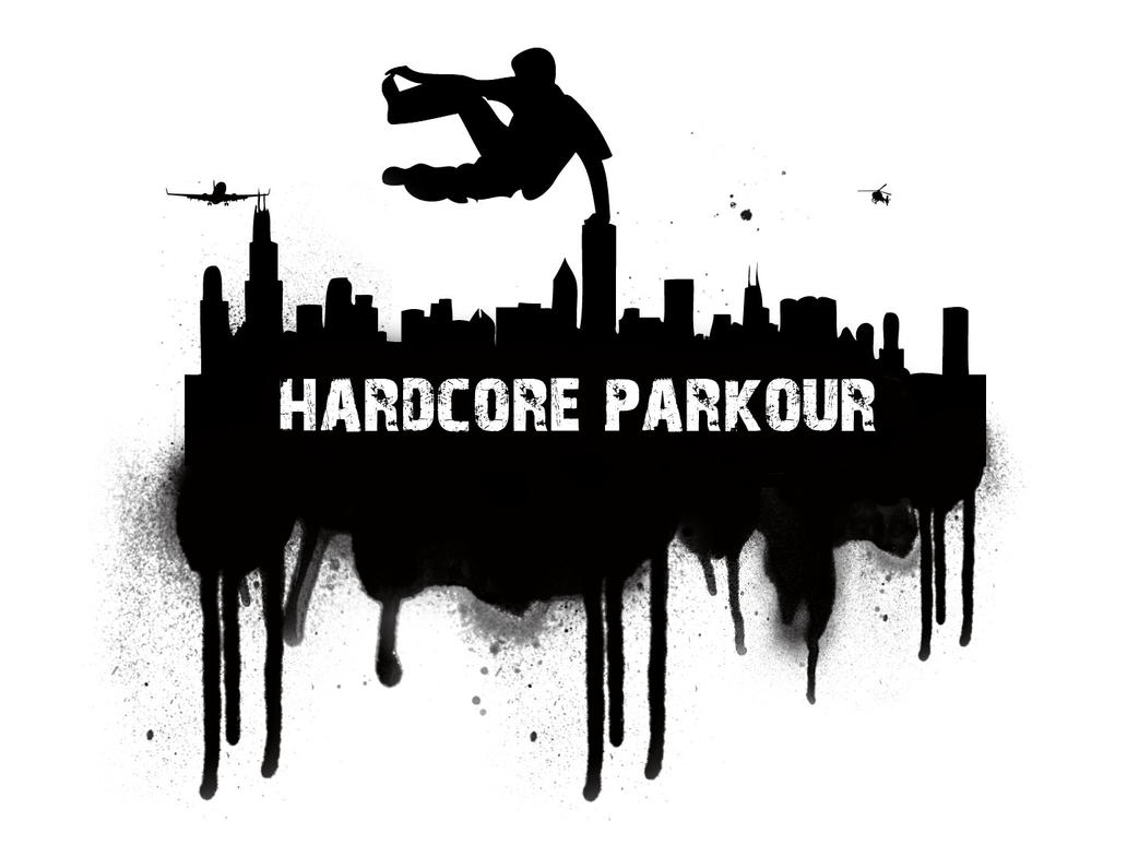 Hardcore Parkour By Ace BGI
