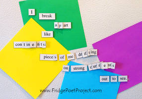 The Daily Magnet #301 by FridgePoetProject
