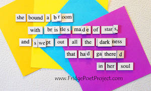 The Daily Magnet #312 by FridgePoetProject