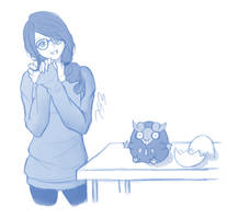So Adorkable... by ESCanime