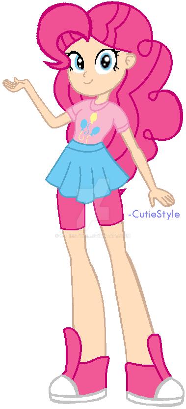 Pinkie pie human form rule 34