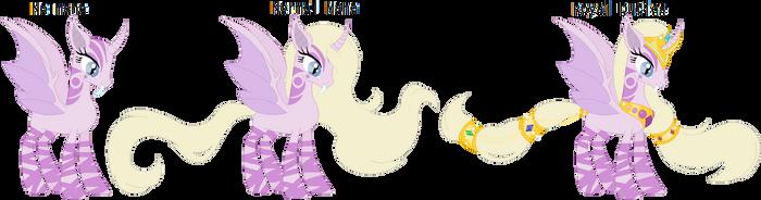 Princess Batpony OTA by CutieStyle