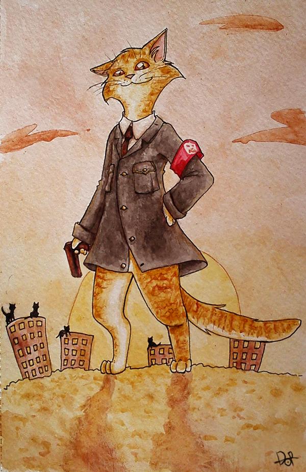 Catocalypse by violent-cat