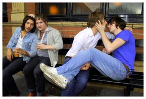 Love at the BeatnikUnderground by recklesslibertine