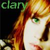 clary fray by abbygail14
