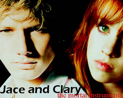 jace and clary by abbygail14