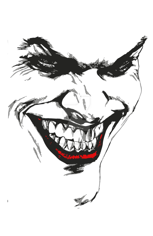 Joker by Vectorbeard on DeviantArt
