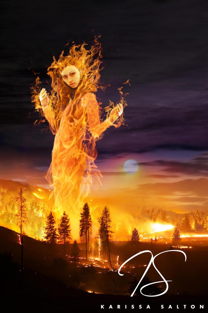 Wildfire by Karissa-Salton
