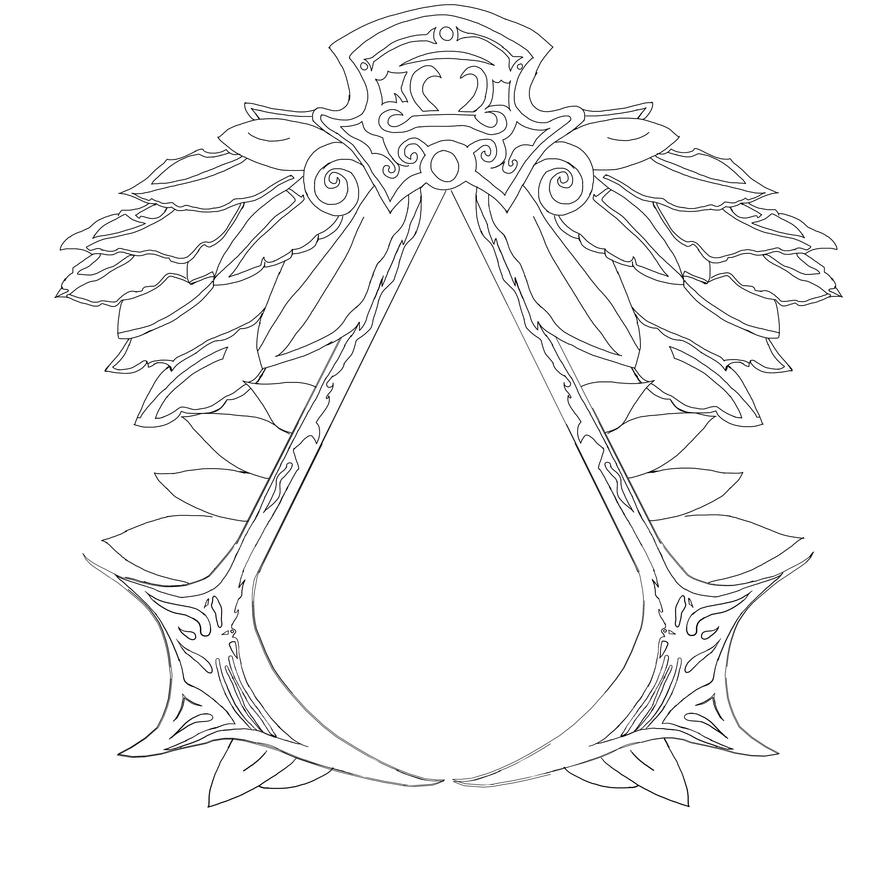 Gallery Of Assassins Creed Symbol Free Coloring Pages Somalia Flag