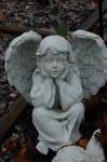 stock cemetary statue 7