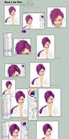 How I colour Hair: Tutorial