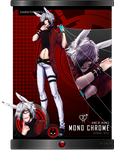 BJBB: Mono Chrome [Hearts]
