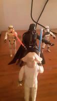 Darth Vader confronts Karzyn Thorak!