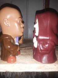 Mace Windu vs Darth Sidous by CloneCommanderBlasto