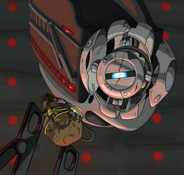 Intelligence Dampening Sphere by jaboody