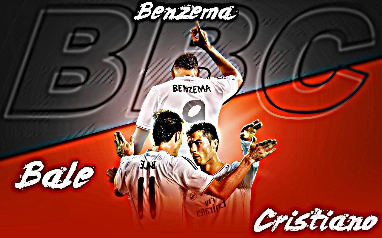 bale benzema cristiano bbc wallpaper by chrisramos4 on