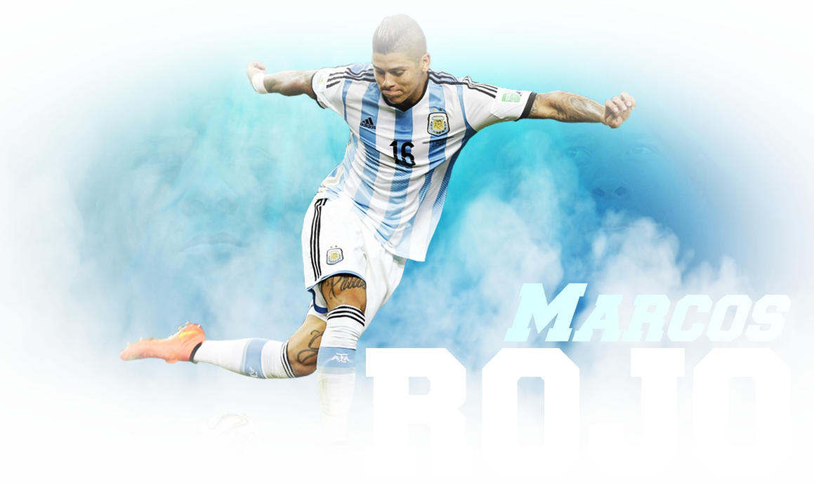 Marcos Rojo Wallpaper By ChrisRamos4 On DeviantART