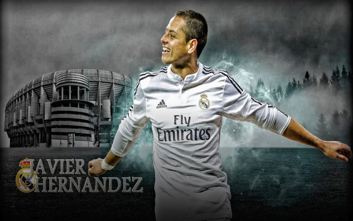 Javier Hernandez Chicharito Wallpaper By ChrisRamos4 On