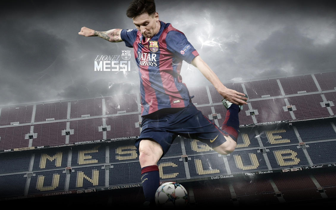 Lionel Messi Wallpaper 2015/16 By ChrisRamos4GFX On DeviantArt