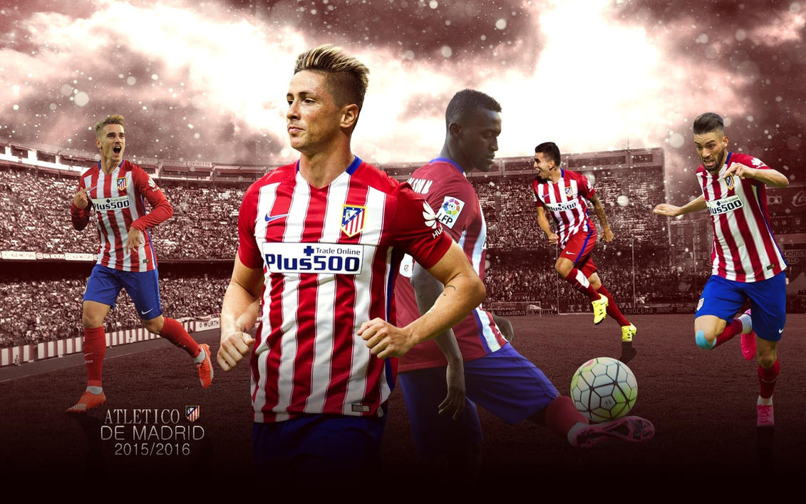 Atletico madrid wallpaper 2015 16 by chrisramos4 on deviantart atletico madrid wallpaper 2015 16 by chrisramos4 voltagebd Image collections
