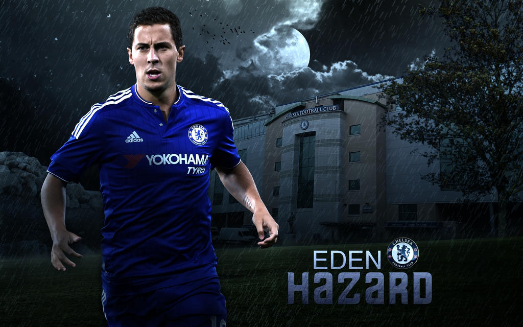 Eden hazard wallpaper 201516 by chrisramos4 on deviantart eden hazard wallpaper 201516 by chrisramos4 voltagebd Image collections
