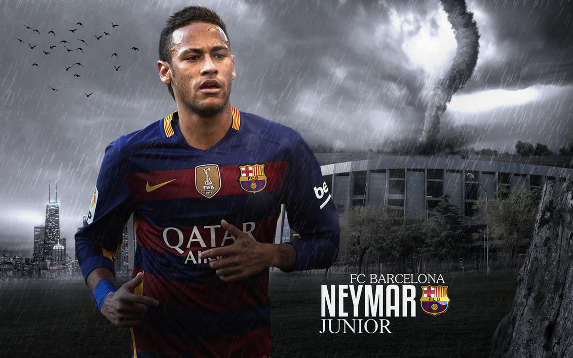 Neymar Junior Wallpaper 2015 16 By ChrisRamos4