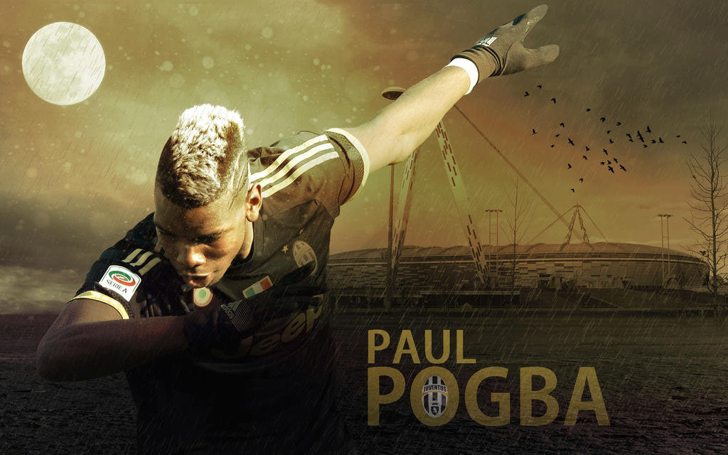 Paul Pogba 2015/16 Wallpaper By ChrisRamos4 On DeviantArt
