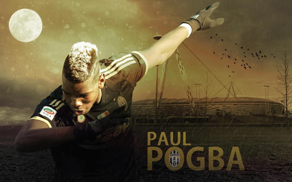 Paul Pogba 2015/16 Wallpaper By ChrisRamos4 On DeviantArt
