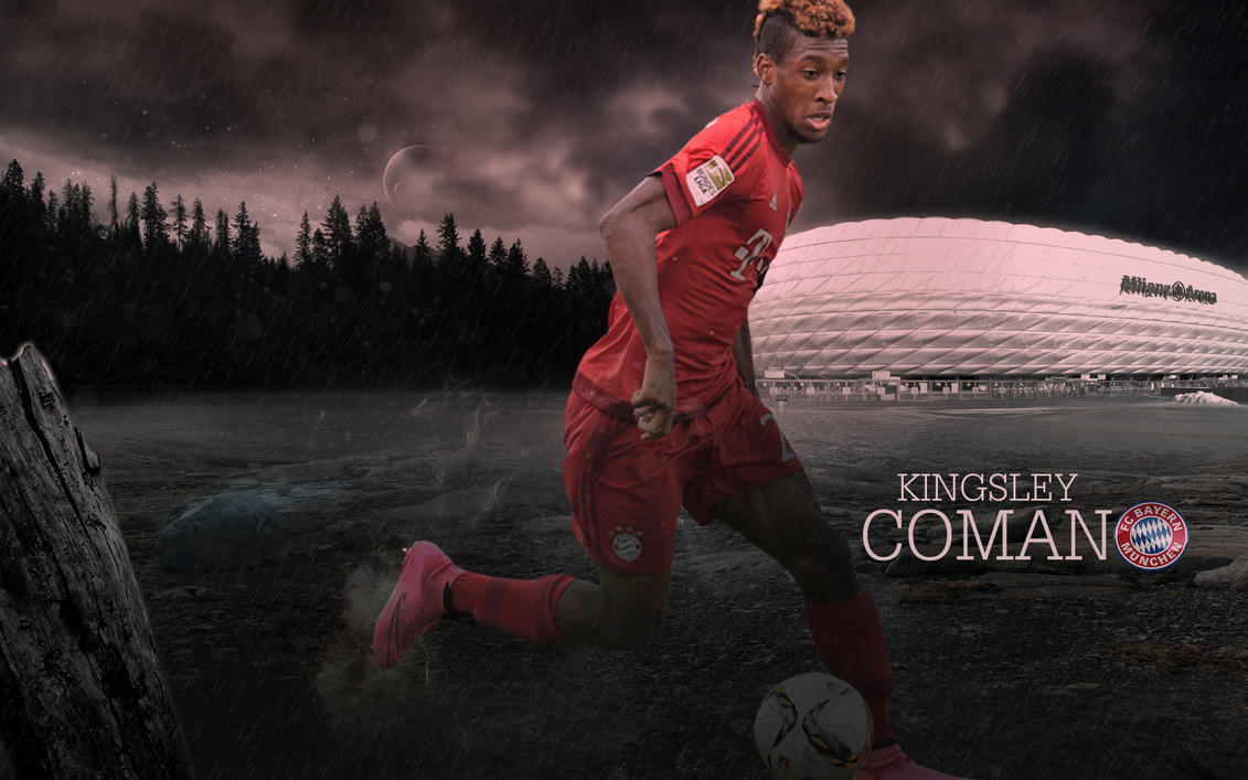 Kingsley Coman 2015/16 Wallpaper By ChrisRamos4 On DeviantArt