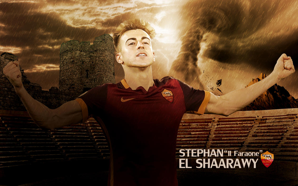 Stephan el shaarawy 201516 wallpaper roma by chrisramos4 on stephan el shaarawy 201516 wallpaper roma by chrisramos4 voltagebd Choice Image