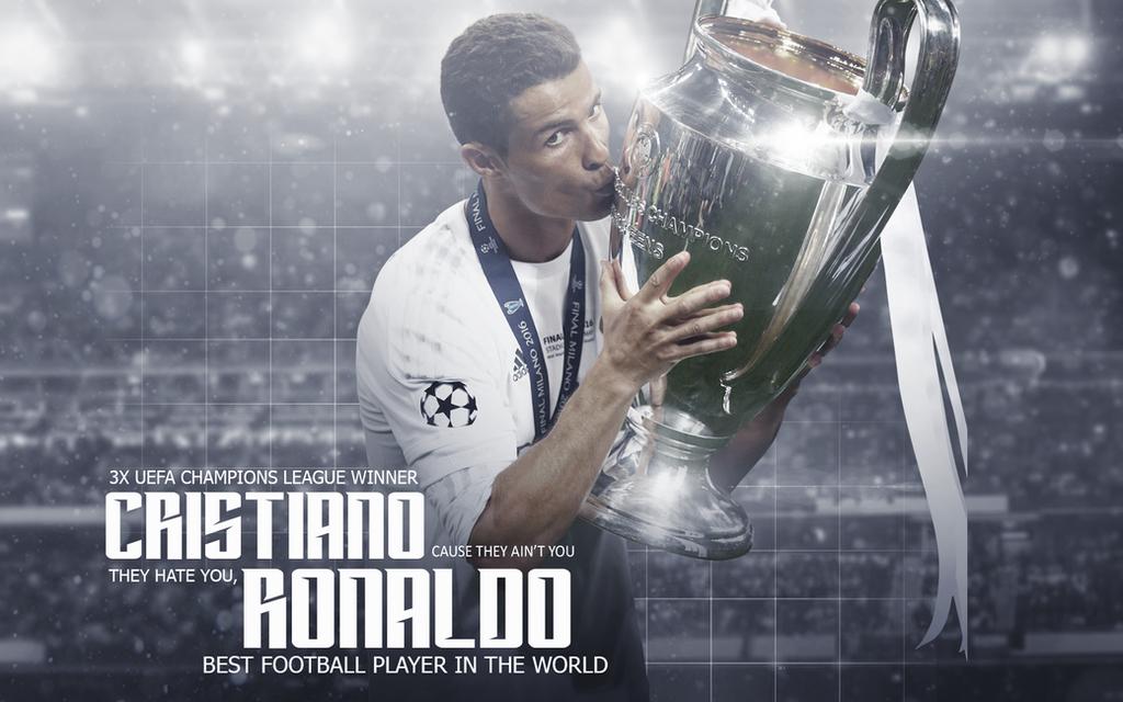 Cristiano Ronaldo - La Undecima Wallpaper by ChrisRamos4 ...