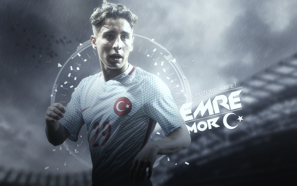Emre Mor Wallpaper (Turkey) By ChrisRamos4 On DeviantArt