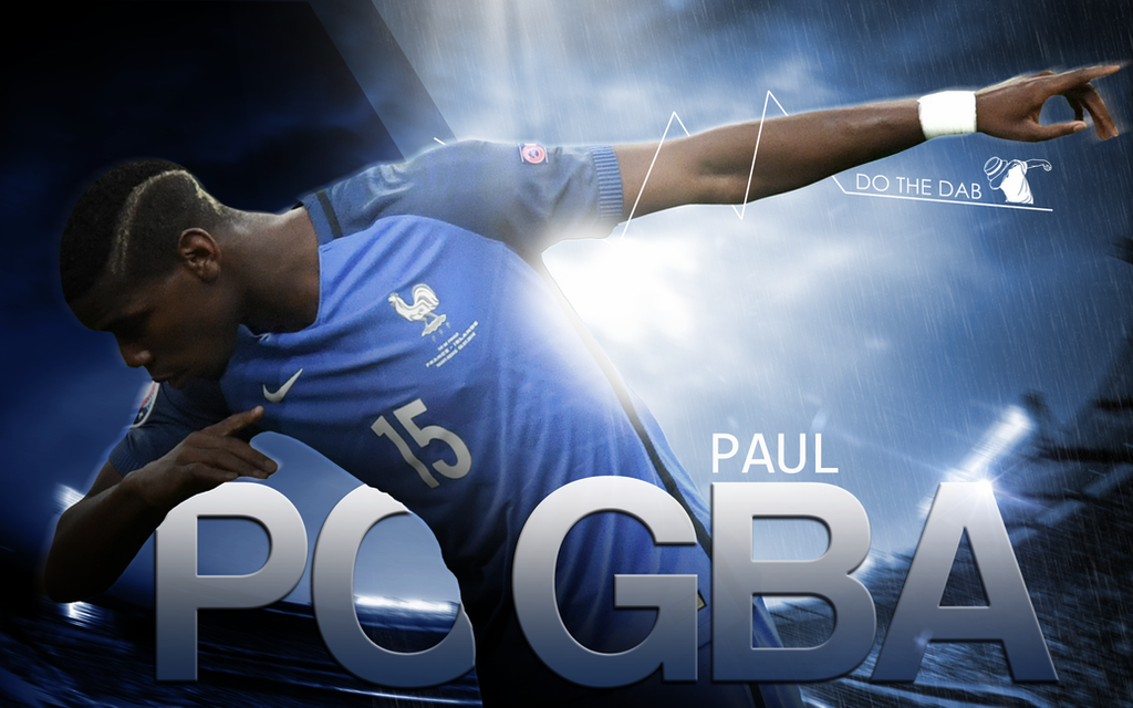 Paul Pogba Wallpaper (France) By ChrisRamos4 On DeviantArt