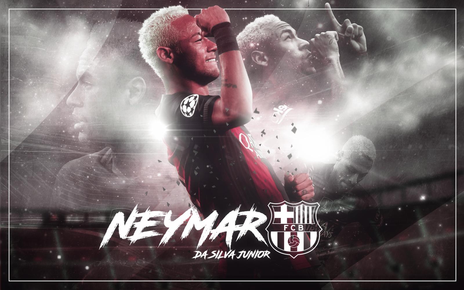 Neymar 2016/17 Wallpaper By ChrisRamos4 On DeviantArt